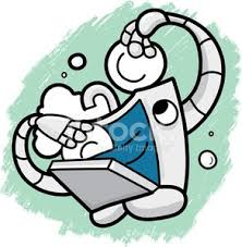 Robot Dishwasher Cartoon Part 3