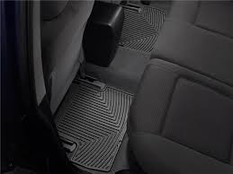 Laser Measured All Weather Floor Mats by Weathertech All Weather Floor Mats For Hyundai Genesis Coupe 10