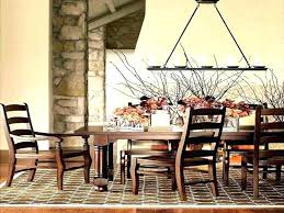 Rustic Dining Room Chandeliers Rectangular Chandelier Chairs