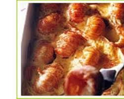 cuisiner des ecrevisses recette gratin d écrevisses