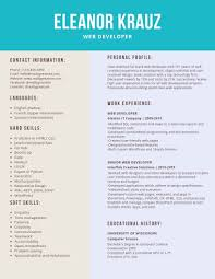 Web Developer Resume Samples And Tips [PDF+DOC Templates ... Designer Cv Starting To Look For Jobs As A Jr Front End Web Developer Azure Resume Sample Examples By Real People Full Stack Cv Ui Design Rumes Elimcarpensdaughterco Freelance Samples Templates Visualcv Senior Complete Guide 20 Velvet Example Software Engineer Resume