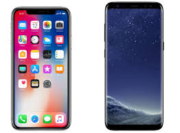 iPhone X Vs Galaxy S8 What s The Difference