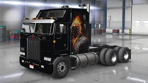 Kenworth K100 Ghost Rider Truck Skin - ATS Mod | American Truck ... Rusted Pickup Truck Editorial Stock Photo Image Of View 105025923 Zach Daniels Tour Storm Rider 6 You Can See Everything Wtvrcom Fordranghirirextendedcab The Fast Lane Truck 132 Scale Peterbilt Professional Bull Newray Toys Pallet Jack Pr Crown Equipment I Kinda Almost Like This Low Rider Pick Up Atbge Ghost Rider Monster Truck Freestyle Vmonster Youtube 1941 Ford Pu Hot Rod Pro Street Low Classic Rat Knight Historians And Bearfoot Flag Trailer Custom Diecast Imranbecks Flickr