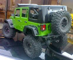 Truck Of The Week: 6/3/2012 Axial-based Custom Jeep - RC TRUCK STOP