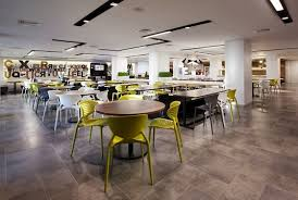 According To The Designers Main Objective Of Project Was Provide A New And Desirable Space For Employees Which Improve Work Conditions