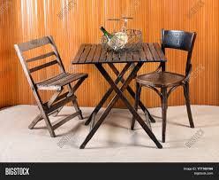 Folding Table Chairs Image & Photo (Free Trial)   Bigstock Mismatched Ding Chairs Mismatched Chairs A Ding Arrangement Of Personal Style The Story Of My Stacy Risenmay 85 Best Room Decorating Ideas Country Decor Gallery Interior Inspiration For Dc Metro Contemporary White Dorable Mix Tables Chairsgood And Table Design 5 Tips To Pulling Off Dning Chair Trend Folding Image Photo Free Trial Bigstock