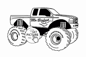 Monster Printables Beautiful Big Monster Truck Coloring Page For ... Rock Crawlers 4x4 Big Foot Monster Truck Toy Suitable For Kids Above Drawing A Truck Easy Step By Trucks Transportation Foxfire Brown And Blue Rain Boots Amazonca Blaze The Machines Racing Remote Control Rc Crawler Bugee Sand Police Car Wash 3d Cartoon Driver Visits Kids At Valley Childrens Kmph On Baby Toddler Trucker Hat Jp Doodles Monster Dan Song Baby Rhymes Videos Youtube Coloring Pages With