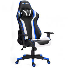 RG-Max Gaming Racing Recliner Chair - Blue Dxracer Rw106 Racing Series Gaming Chair White Ohrw106nwca Ofm Essentials Style Faux Leather Highback New Padding Ueblack Item 725999 Ascari Ai01 Black Office Official Website Pc Game Big And Tall Synthetic Gaming Chair Computer Best Budget Chairs Rlgear Shield Chairs Top Quality For U Dxracereu Details About Video High Back Ergonomic Recliner Desk Seat Footrest Openwheeler Simulator Driving Simulator Costway Wlumbar Support