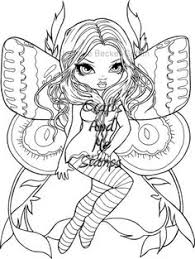 Crafts And Me Vivid Wings Unmounted Rubber Stamps