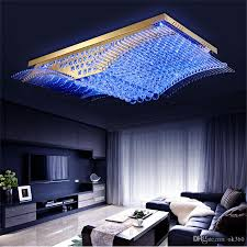 modern fashion k9 led ceiling l mirs wings