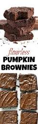 Easy Pumpkin Desserts With Few Ingredients by Best 25 Pumpkin Brownies Ideas On Pinterest 21 Day Fix Recipes