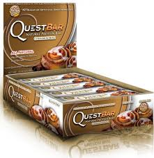 Quest Bar Cinnamon Roll The Best Tasting EVER