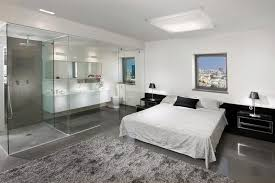 Open Bathroom Concept For Your Master Bedroom Chic Design Nightmare The Open Concept Bathroom Bedroom The