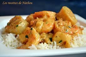 cuisine avec du riz ma cuisine au fil de mes idées riz au gambas et jacques