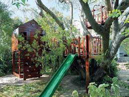 Treehouses For Kids   SA Garden And Home Our Work Tree Houses By Dave Modern Treehouse Designed As A Weekender In The Backyard For 9 Completely Free House Plans Funky Video Hgtv Cool Designs We Wish Had In Our Photos Steal This Look A Fort Gardenista Child Within Max Backyard Treehouse Scene Tree Incredible Treehouses You As Kid The Design Dome 25 Ideas Youtube