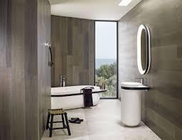 minimalistisches design mit laminat an wand kleben im