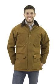 Tempco Men s Barn Coat Oak TM323 5OAK