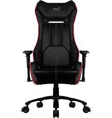 Aerocool Project 7 Black RGB Gaming Chair LN92206 - ACGC ...