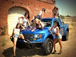 Hot Girls With Ford SVT Raptor - Socal Prerunner : Socal Prerunner