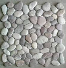 Sliced Pebble Tiles Uk by Mosaic Pebble Tiles Sliced Pebble Tiles Standing Pebble Tiles