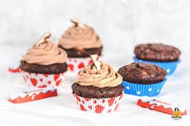Kindheitserinnerungen Kinder Schokolade Muffins Und Cupcakes