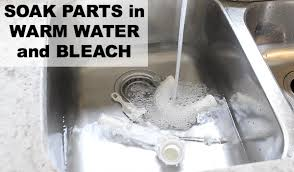 Kitchen Sink Stinks When Running Water by How To Clean A Stinky Sink Drain Home Repair Tutor