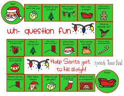 Board Game Printables For Christmas