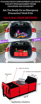 Car Truck Van SUV Trunk Organizer. Keep Groceries From Rolling Or ... Chiziyo Portable Foldable Multi Compartment Fabric Car Truck Storage Trunk Organizerfoldable Grocery Container Collapsible Organizer Bed Accsories Stacker Decked Pickup Tool Boxes And Ana White Shelf Or Desk Diy Projects Cuzail High Quality Box Firescue Foam Organizers Sharkco Manufacturing 30 5 Stars From 500 Reviews Gift Ideas Eaging Flat Stake Capacity Home Depot Luxurious X 96 Full Size Cargo Net Harbor Freight Amazoncom Loadhandler Rgocatch Fullsize 62
