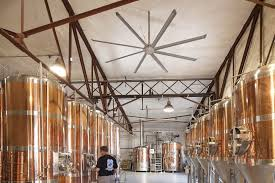 Hvls Ceiling Fans Residential by Essence Big Fans