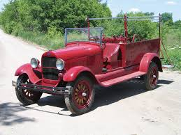 100 Ford Fire Truck RM Sothebys 1929 Model AA The Fawcett Movie