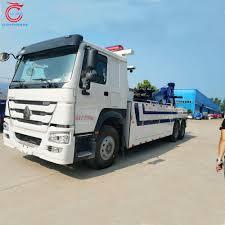 100 New Tow Trucks For Sale Rotator Wrecker Ing Truck 16 Ton Heavy China Cheap Truck