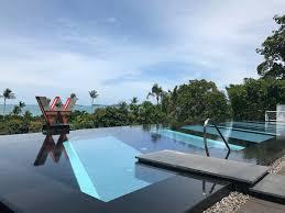 100 W Hotel Koh Samui Thailand Resort Review Luxury Beach Villas Resort In