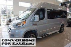 2015 RAM ProMaster 1500 High Roof Sherrod Conversion Van