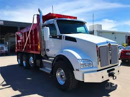 2019 Kenworth T880 Tri-Axle Dump Truck | Commercial Trucks Of Florida Ford Dump Trucks For Sale In Mn Ordinary 5 Axle 2018 Peterbilt 348 Triaxle Truck Allison Automatic Reefer For Sales Tri Used 1999 Mack Ch613 For Sale 1758 Simpleplanes Scania Axle Dump Truck Mack Ready To Work Mctrucks Kenworth Custom T800 Quad Big Rigs Pinterest 1989 Ford F700 Vin1fdnf7dk9kva05763 Single 429 Gas Wikipedia 1988 Gmc C7d042 Sale By Arthur Trovei 2019 T880 Commercial Of Florida N Trailer Magazine