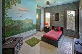 very cute kids minecraft room décor