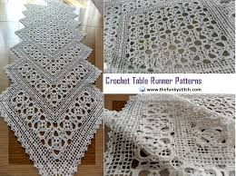 62 Crochet Table Runner Patterns - The Funky Stitch Us 125 28 Offsunnyrain 1 Piece Cotton White Crochet Table Cloth Christmas Tablecloth For Ding Rectangle Crocheted Coffee Coverin Free Runner Or Pattern And Small Things Diy Ontrend Chair Socks 26 Creative Rug Patterns Allfreecrochetcom 62 The Funky Stitch Back Covers By Cara Medus Diagram Ja001 Annies Attic 1992 Crochet Romantic Ding Room Vol Ii Ebay Chair Cover Pattern Seat Sacks Pockets Ding China Lace Vintage Large Floral Cover Wedding