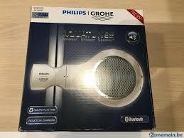 radio salle de bain grohe aquatunes philips radio salle de bain a vendre 2ememain be
