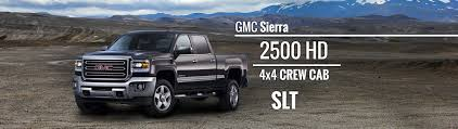 GMC Sierra 2500 SLT | 4x4 Truck Rental | Work Trucks For Commercial ... Gmc Sierra Heidi Thats How We Should Make Yours Look Lifted Gmc Sierra 1500 Slt 4x4 Truck Rental Work Trucks For Commercial Used 2016 4x4 For Sale In Pauls Valley Ok 2001 Extended Cab Z71 Good Tires Low Miles 1956 1 Ton Napco Vintage Pinterest 2015 All Terrain 47819 Mvs 2014 Sle Youtube 124 Revell 78 Pickup Kit News Reviews Model Northwest Motsport Jakes 1966 Truck 2017 Black Widow Dave Arbogast Buick