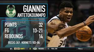 Will Giannis Average More Than 30 Points a Game