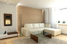 dekorationen elegantes wandgestaltung mit steinoptik