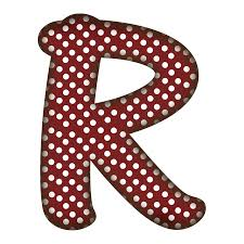 R Name Alphabet Images Pictures Symbols Letters Name Tag Images