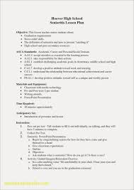 Resume Example High School Unique For Highschool Students Examples Of Wonderful With No Work Experience Objective