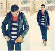 Winter Date Outfits For Men 6