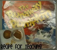 The Runaway Pumpkin by November 2014 Recipe For Teaching