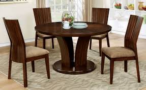 Montreal I Round Dining Room Set Casual Sets Kitchen Chairs