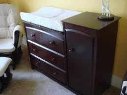 Storkcraft Dresser Change Table by Storkcraft Beatrice Dresser And Storage Unit Choose Your Finish