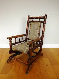 Antique Rocking Chair Late 19th Century Oak And Beech Child's ... Antique French Louis Style Wooden Rocking Chair Linen Upholstered Chairsantique Arm Chairsoccasional Chairs Vintage Tufted Leather And Mahogany At 1stdibs For Sale Pamono Bamboo Rattan English Traditions Inc Dollhouse Simon Et Rivollet Rocking Chair Penny Toy Rocker Mt Airy Shelby County Tn Ca 1835 Estate Sale La Rochelle