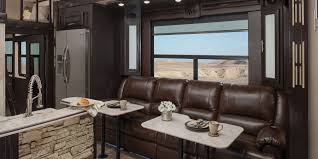 Fifth Wheel Campers With Front Living Rooms by 2016 Seismic Toy Hauler Jayco Inc