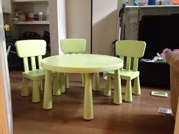 Ikea Mammut Kids Plastic Table And 3 Chairs Ikea Mammut Kids Table And Chairs Mammut 2 Sells For 35 Origin Kritter Kids Table Chairs Fniture Tables Two High Quality Childrens Your Pixy Home 18 Diy Latt And Hacks Shelterness Set Of Sticker Designs Ikea Hackery Ikea