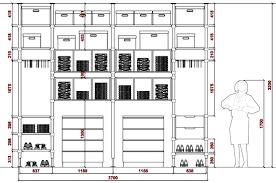 plan dressing chambre de dressing chambre 14 avec ukbix et elevation meuble stolmen 550x364